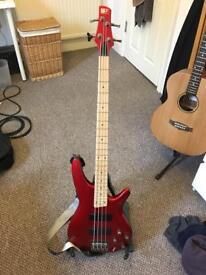Ibanez SR300 Active Bass Guitar