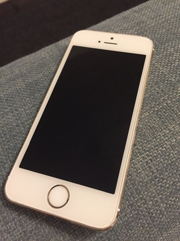 iPhone 5s (16GB) rose gold, unlocked