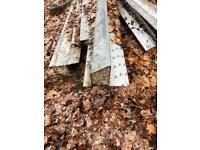 Catnic lintels various sizes