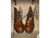 Dr Martens Made in England boots size 8