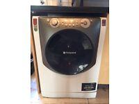 Hotpoint Aqualtis 11kg white washing machine