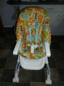 Fisher -Price Folding High Chair