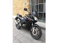 2005 Honda Cbr 125cc - Black - £749