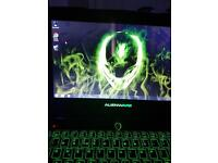 Dual core 1.3ghz.. 4gb ram.. intel gma graphics alienwear laptop £300 ono