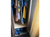 Large wardrobe for sale