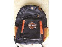 Harley Davidson backpack new