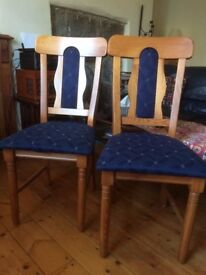 Dining Chairs - very good condition £15 each