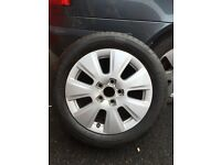 GENUINE AUDI RONAL ALLOYS 16""