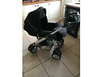 Silver cross freeway with compatable Ventura car seat