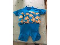 Swimming float suit 12-24 months