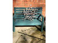 Garden bench& table