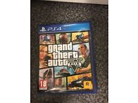 PS4 Grand Theft Auto 5 Game For Sale