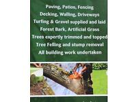 Jr tree and garden services