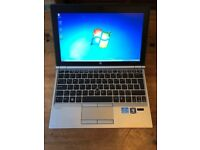 HP EliteBook 2170p Laptop Core i5-3427U 1.80GHz 8 GB Ram 250GB *SSD* XL Battery