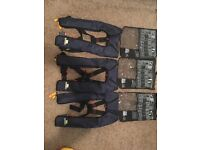3 quickfit life jackets XM Yachting