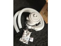 Filter pump for pool