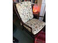 Mid Century Armchair retro vintage