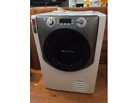 Hotpoint Aqualtis Tumble Dryer, recently serviced, selling due to kitchen refurbishment