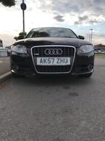 Audi A4 1,9 sline TDI full