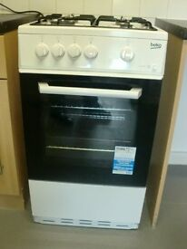 beko all gas oven in mint condition