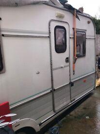 Azzura Single Axle 5 Berth Caravan