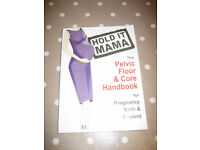 Hold it Mama:The pelvic Floor and Core Handbook for Pregnancy, Birth and Beyond. By Mary O'Dwyer