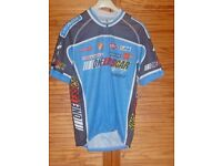 Specialized ~ One Less Car Logo ~ cycling Jersey