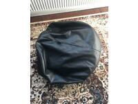 Bean Bag chair, black