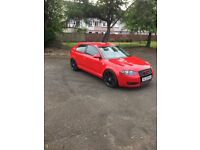 Audi A3 2.0 fsi,low miles and full service history