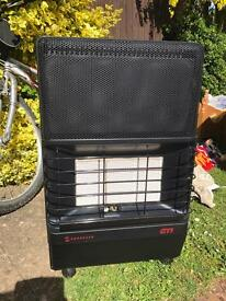 SUPERSER GTi PORTABLE GAS HEATER