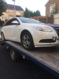 Breaking spares repair Vauxhall Insignia sri estate
