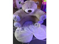 Mothercare sit me up cosy teddy