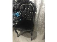 Lovely French style chair reduced as need the room!