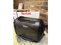 Toaster - new (opened but unused), original packaging, 2 slice, Tefal