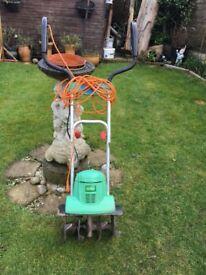 Gardening Rototiller electric