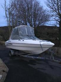 Mariah Speedboat Bowrider not Bayliner/Maxum