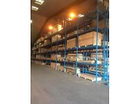 Ohar Heavy Duty Pallet Racking & Cantilever Racking