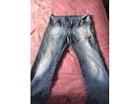 Wrangler mens jeans 34w32L