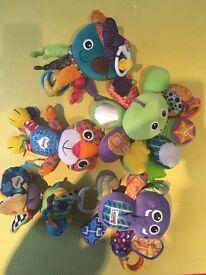 Lamaze baby toys, excellent condition
