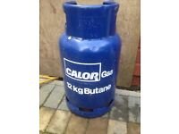 Gas bottle Calor Butane