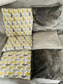 Cushions *6 reversible