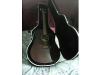 Fender acoustic / electric CD 60-SCE