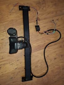 Witter Tow Bar with electrics