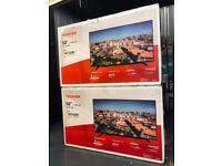 new smart tv 58 inch Toshiba 4K ultra HDR