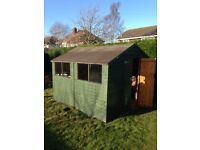 10 x 8 shed for sale