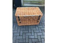 Large Wicker Basket