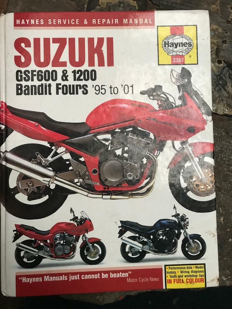 Wanted Suzuki Bandits Any Condition In Reading Berkshire Gumtree 2002 Bandit 600 Wiring Diagram