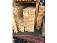 """New timber 8"""" skirting board 14 ft"""