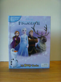 Disney Frozen 2 - My Busy Book