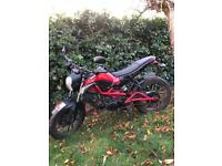 LEARNER LEGAL 50CC KYMCO K-PIPE MOTORBIKE